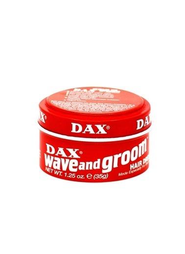 Dax Wave And Groom Seyahat Boy 35 Gr - Yoğun Tutucu Şekillendirici Wax, Dalgalı Saçlar Renksiz